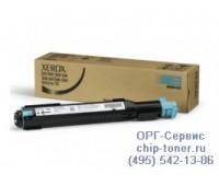 Картридж голубой Xerox WorkCentre 7132 / 7232 / 7242 ,оригинальный