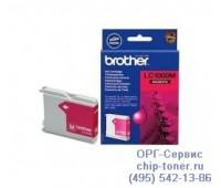 Струйный картридж пурпурный Brother LC-1000M  ,оригинальный