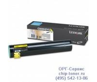 Картридж желтый Lexmark C935 / X940e / X945e ,оригинальный