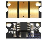 Чип желтого картриджа Epson AcuLaser C3900N / CX37DN