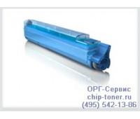 Картридж голубой Oki C9600 / C9800 ,совместимый