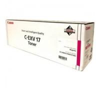 Картридж Canon C-EXV17 M (0260B002),оригинальный