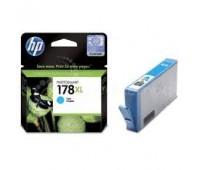 Картридж голубой HP 178XL повышенной емкости ,оригинальный