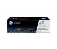 Картридж голубой HP Color LaserJet Pro CM1415fn, CP1525n, CM1415fnw, CP1525nw ,  оригинальный