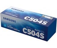 Картридж голубой Samsung CLP-415N , CLX-4195FN, SL-C1810W / C1860FW оригинальный