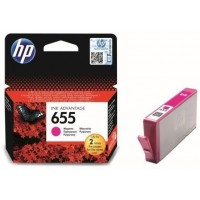 Картридж пурпурный струйный HP 655 , оригинальный