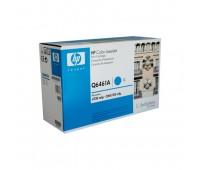 Картридж голубой HP Color LaserJet 4700 / 4730 ,оригинальный