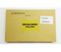 Девелопер (порошок)  Xerox WorkCentre 7132 желтый,оригинальный