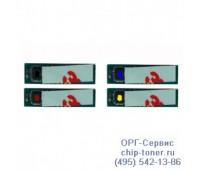 Чип пурпурного картриджа  Samsung CLP-320/325/CLX-3185