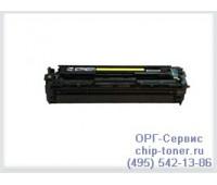Картридж желтый HP Color LaserJet CM2320 / CP2025 ,совместимый