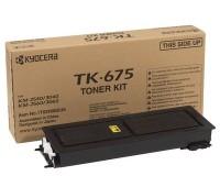 Картридж TK-675 для Kyocera KM-2540 / 2560 / 3040 / 3060 оригинальный
