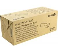 Картридж 106R02721 стандартной емкости для Xerox Phaser 3610 / WorkCentre 3615 оригинальный