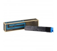 Тонер-картридж голубой TK-8505C для Kyocera Mita TASKalfa 4550 / 4551 / 5550 / 5551 оригинальный
