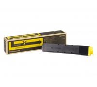 Тонер-картридж желтый TK-8305Y для Kyocera Mita TASKalfa 3050 / 3051 / 3550 / 3551 оригинальный