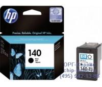 Картридж черный HP 140 оригинальный