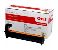 Фотобарабан 44844405 желтый для Oki C822 / C831 / C841 оригинальный