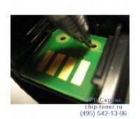 Чип желтого картриджа Xerox Phaser 7500
