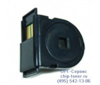 Чип желтого картриджа Epson AcuLaser C3800N